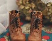 Classic ankle boot for BJD SD / MSD, 3 colors