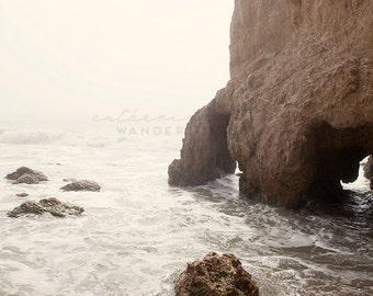 California Photography, Malibu Print, Los Angeles Photograph, California Beach Wall Decor, Travel Art, Pacific Coast Highway Photograph