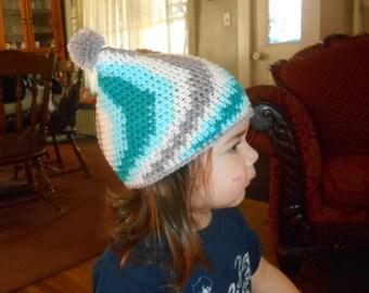 Lake Effect Snow Hat