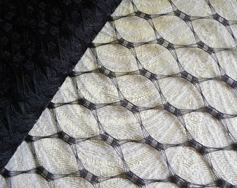Black Veiling for Vintage Style Hats Millinery Supply 9 Inch Birdcage Russian French Netting DIY Veils Blushers