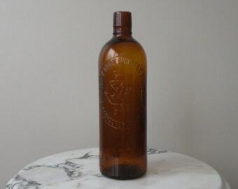 Antique Duffy Malt Liquor Company Bottle - Rochester NY 1886