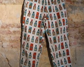 Reserved please do not buy!     Original Vintage Gianni Versace bottles trousers