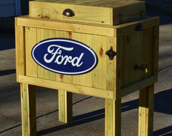 Ford Rustic Cooler   ***Local Pickup Only***