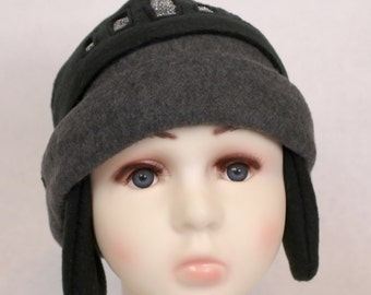 Knight Fleece Hat (Baby, Child, and Youth Sizes)