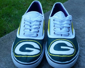 Green Bay Packer Shoes