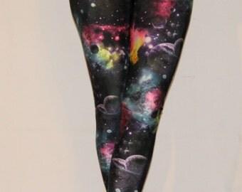 Leggings -Galaxy