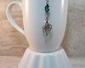 Octopus tea ball etsy - Octopus tea infuser ...