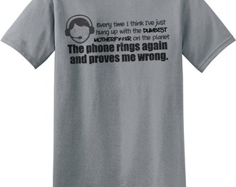 Call Center Problems Hilarious Work Tees, Gift For Coworker, Office Humor, Customer Service, Tech Support Funny Graphic T-shirt Rc14228