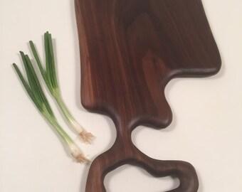 Large Cutting Board, Large Handmade Cutting Board, Large Wood Board, W449