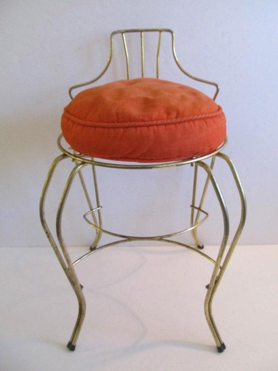 Vanity Chairs Hollywood Regency Vanity Stool Stools