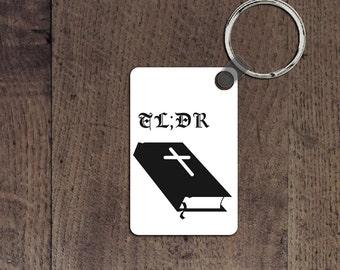 TL;DR key chain