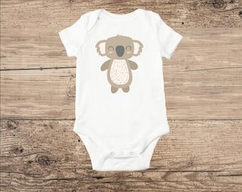 Koala Baby Clothes, Koala Toddler T Shirt