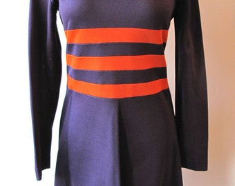 1970s Mini Dress