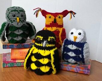 Harry Potter - inspired Owl Plush
