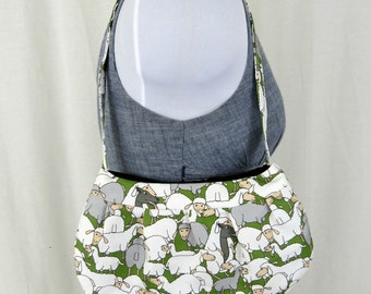 Wolf in Sheeps Clothing Purse