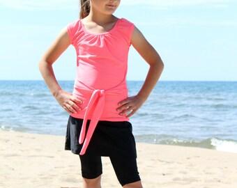 Girls SwimBottoms - Modest Swimwear, swimsuit, skirt, leggings