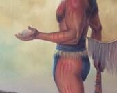 VICTORY PRAYER Choctaw Stickball - Choctaw, indian, prayer