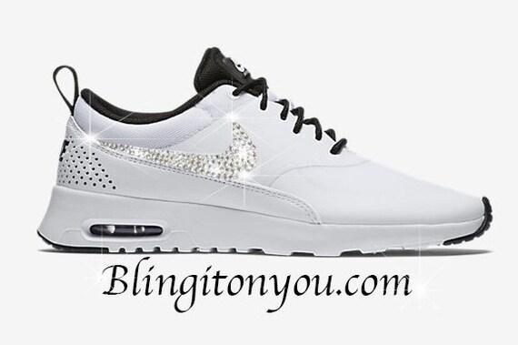 Sale Air Max Thea Silver White Bling WMNS Cheap UK