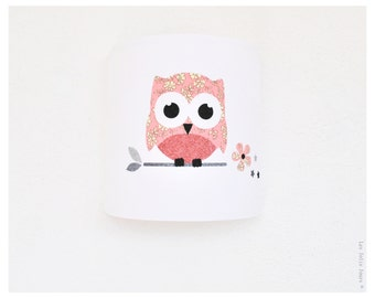OWLY BABY customizable Wall Sconce