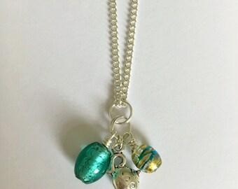 Aladdin Lamp Necklace