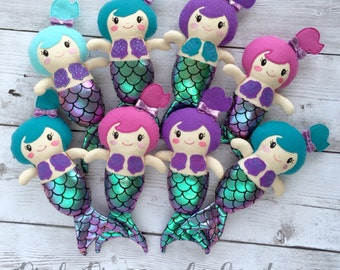 mermaid doll, merbaby doll, mermaid baby doll, custom doll