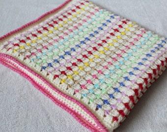 CROCHET PATTERN Baby Blanket Pattern Crochet Blanket Pattern Baby Blanket Crochet Baby Blanket Pattern Blanket Crochet Baby Photo Prop #01