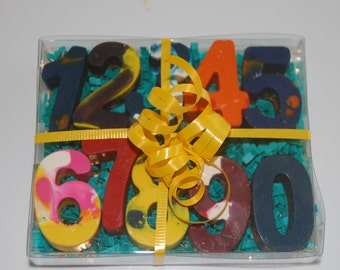 Numbers Gift Set