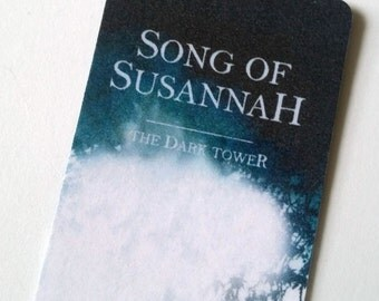 Stephen King's Dark Tower bookmark: Song of Susannah (Book 6)