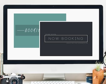 Marketing Templates Set of 2 / Business / Advertising / Announcements