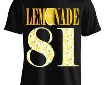 Lemonade Bee B Lemon Flawless Cute Wifey Bee Hive T-Shirt Graphic Tee For Men Women Teens Unisex Adult Apparel Great Gift Idea