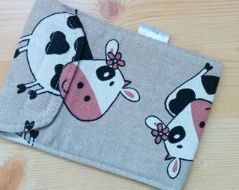 Cows mobile case,mobile case,smartphone case,quilted case,smartphone cover, mobile sleeve, mobile cover, iPhone case, iPhone cover
