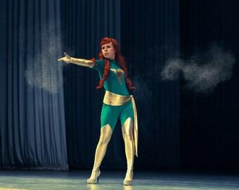 Phoenix Marvel Comics cosplay costume Jihn Grey