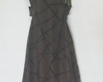 RWL822   Desert Sun Shirt dress