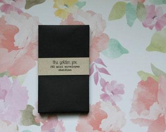 mini obsidian envelopes [10]