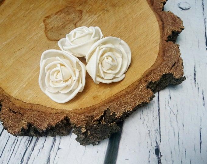 Sola Flowers rose bud  diy bouquet 25 pcs