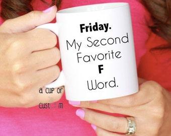 Custom Coffee Mug-Funny Mug- Gift-Coffee Gift-Funny Gift-Birthday Gift-Gift for Her-Co worker Gift-Gift for Him-Boss Gift-Coffee Mugs-Gift