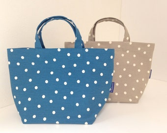 Insulated lunch bag / tote bag