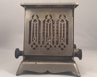 1930s Hotpoint De Luxe Flip Toaster General Electric