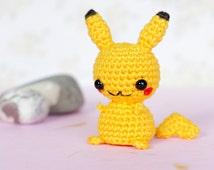 Popular items for pokemon amigurumi on Etsy