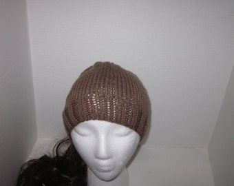 Top Hole Ponytail Hat