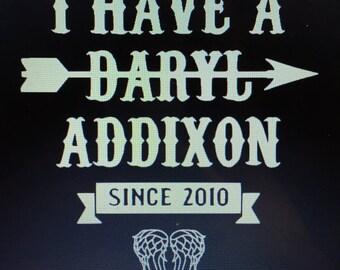 Daryl Dixon inspired tee