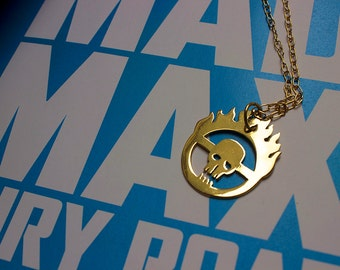 MAD MAX: Fury Road - V8 War Boys insignia necklace - 4 colors available