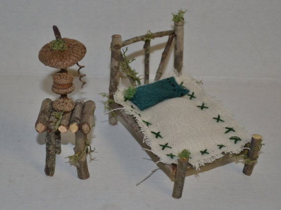 Twig Doll Furniture | Free Home Design Ideas Images