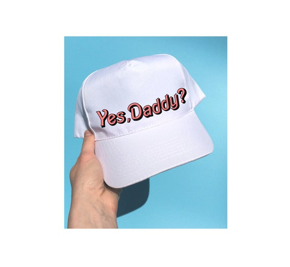 Items Similar To Yes Daddy Baseball Cap ∘ Kawaii Soft