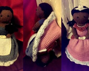 Cinderella Doll - Reversible!
