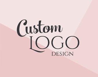 Custom Logo Design - Custom Business Logo Design