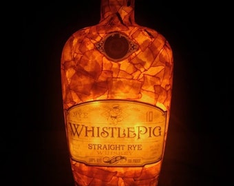 Whistle Pig Lamp