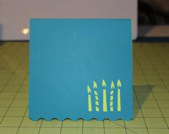 Happy Birthday Pop-Up Card
