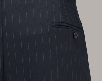 Men's 1940's Vintage Inspired Trousers by The Seamstress of Bloomsbury