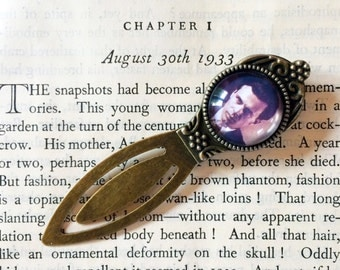 Aldous Huxley Bookmark - Brave New World Gift, The Doors of Perception Bookmark, Aldous Leonard Huxley Bookmark